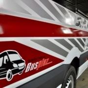 Mercedes Sprinter переоборудованный в Бусплац