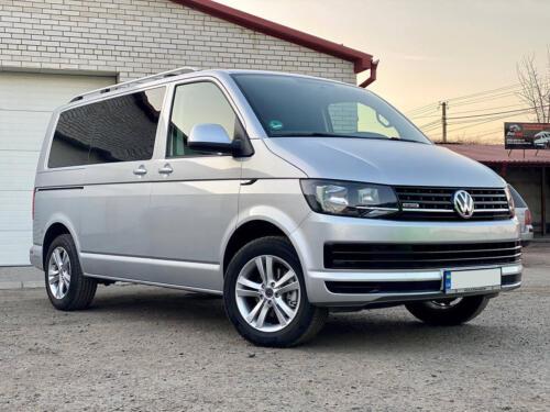 Volkswagen T6 4motion